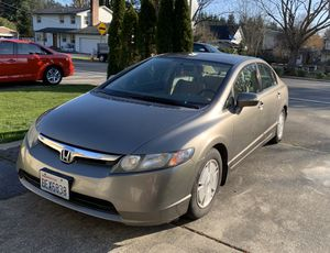 2007 Honda Civic Hybrid for Sale in Snohomish, WA