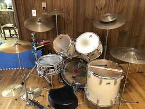 American Made Drum Set -Excellent! $1299 for Sale in Shelton, CT