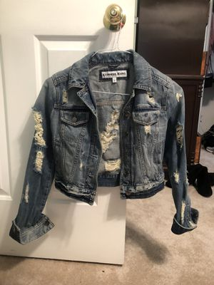 Express denim jacket for Sale in Arlington, VA