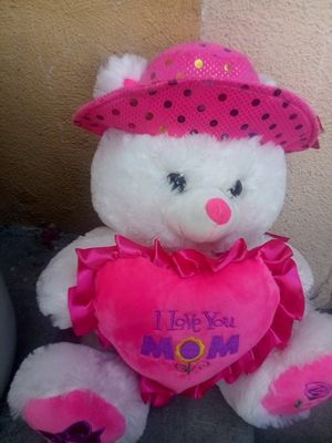 Teddy bear for mom for Sale in Bell Gardens, CA