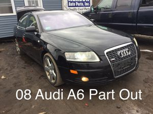2008 Audi A6 - part out for Sale in West Springfield, MA