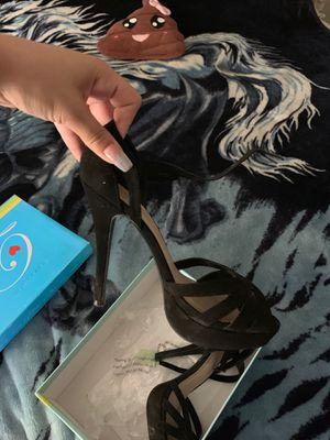 black heels for Sale in Glendale, AZ