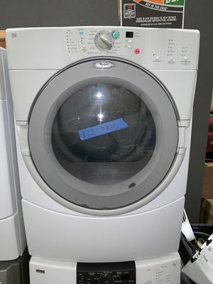 WHIRLPOOL DUET XL CAPACITY ELECTRIC DRYER for Sale in Vancouver, WA