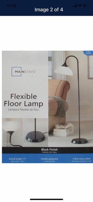 Flexible Floor Lamp for Sale in Deerfield Beach, FL