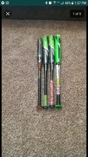 BASEBALL BATS for Sale in Lake Elsinore, CA