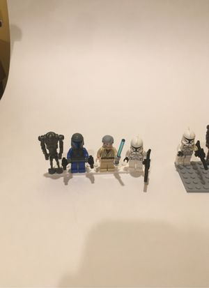 LEGO minifigures for Sale in Richmond, VA