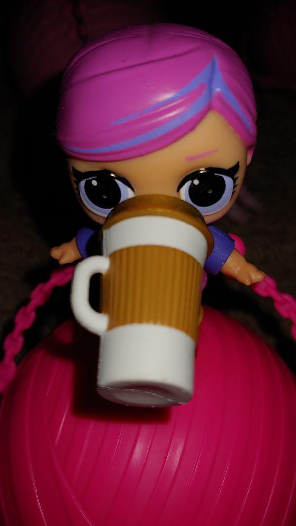 **Super B.B.** LOL surprise - series 1 doll **brand new**