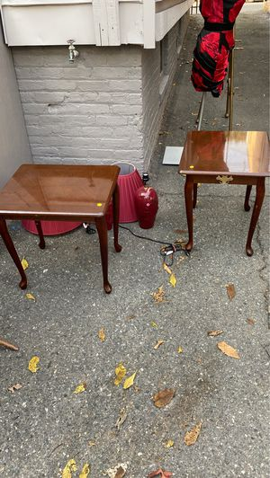 Coffee Tables for sale $50 for set for Sale in Union, NJ