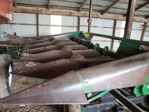 John deere corn head for Sale in Newark, OH