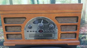 Crosley rafio, cd, vinil, cassette player for Sale in Queens, NY