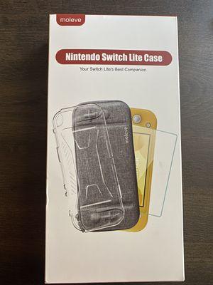 NEW Nintendo switch LITE case kit for Sale in Stockton, CA