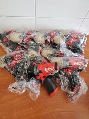 Milwaukee m12 fuel hammer drill for Sale in Covina, CA