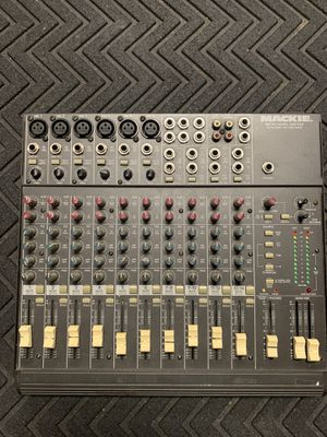 Mackie 14 channel mixer 111042 for Sale in Federal Way, WA