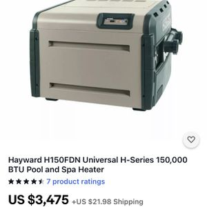 Hayward Pool Heater for Sale in Las Vegas, NV