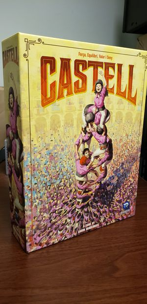 Castell Board Game for Sale in Ravenna, OH