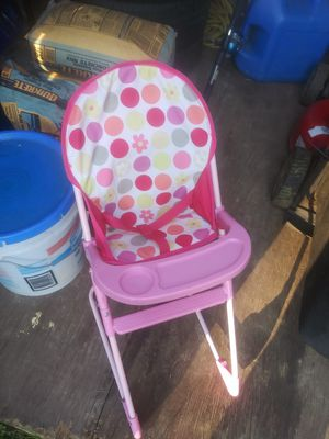 Feeding toy chair for Sale in Grove City, OH