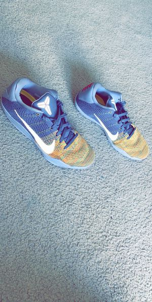 """Nike Men's Kobe XI Elite Low """"Master of Innovation"""" for Sale in Highland Heights, OH"""