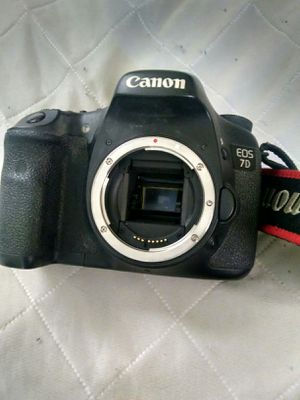 7d srl body canon for Sale in Pierre, SD