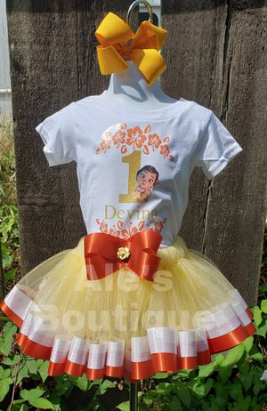 Moana tutu outfit for Sale in Puyallup, WA