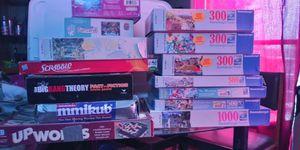 Games & puzzles for Sale in El Paso, TX
