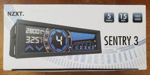 NZXT Sentry 3 Fan Controller w/ Touchscreen for Sale in Spokane, WA