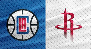 1 Ticket LA Clippers vs Houston Rockets Section 106 for Sale in Monterey Park, CA