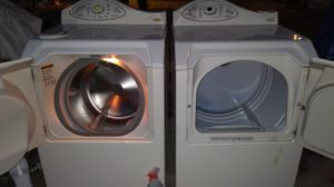 Maytag Neptune Heavy-duty washer and dryer combo for Sale in Fresno, CA