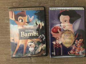 Disney DVD Movies for Sale in Murrieta, CA