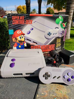 Super Nintendo Jr for Sale in Bakersfield, CA