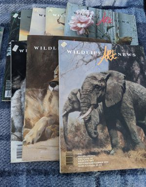 Wildlife Art News magazines for Sale in Acampo, CA