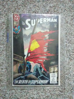 Superman DC #2 '93 for Sale in New Orleans, LA