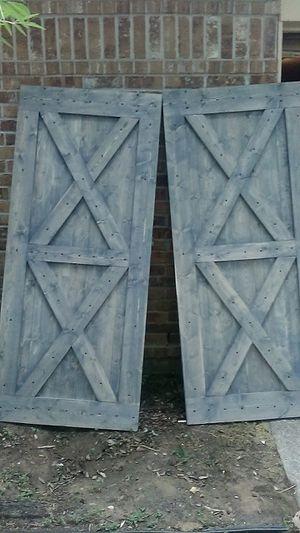 Barn doors for Sale in Houston, TX