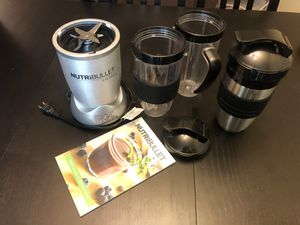 12pc NutriBullet 1000 watt Prime Magic Bullet for Sale in San Diego, CA