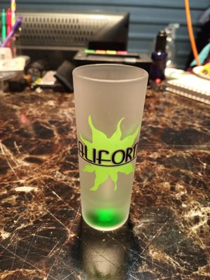 California Collectible Tall Shot Glass for Sale in Clearwater, FL