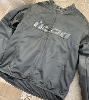 Icon hooligan 2 stealth jacket for Sale in Fresno, CA