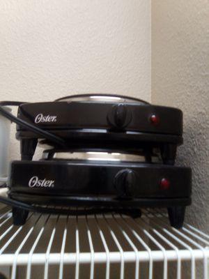 Oster single burner stoves for Sale in Clovis, CA