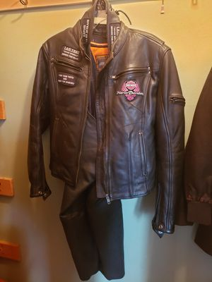 Size small Harley Leathers for Sale in Morton, IL