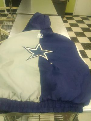 Dallas cowboys Coat Large Size! for Sale in Reidsville, NC