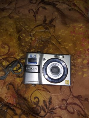 Panasonic digital camera for Sale in Albuquerque, NM