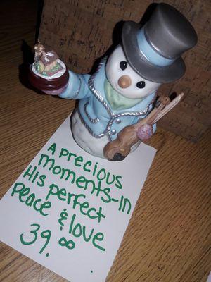 2010 precious moments snowman #111043 for Sale in Phoenix, AZ
