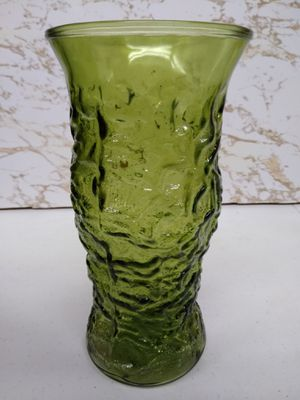 Vintage E.O. Brody Glass Flower Vase for Sale in Monroeville, PA