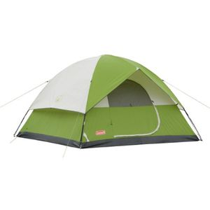 Title: Coleman Sundome 4-Person Dome Tent for Sale in Houston, TX
