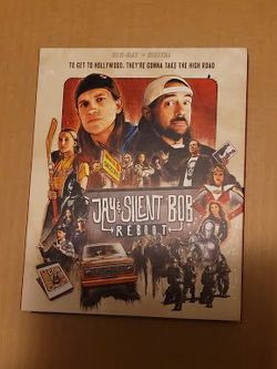 bluray jay & silent bob reboot blu ray brand new for Sale in Los Angeles,  CA