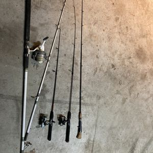 Fishing Pole Lot for Sale in Bonney Lake, WA