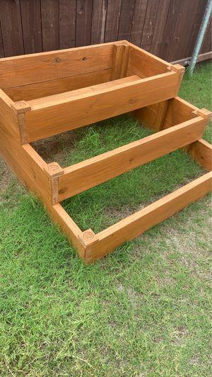 3 tier raised Garden Bed for Sale in Burleson, TX