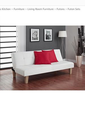 New dhp aria futon sofa bed for Sale in Dublin, OH