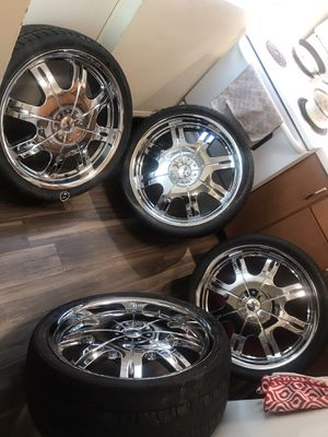 22inch TSW Carlton Rims for Sale in Washington, DC