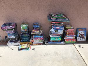 Lots of puzzles, books, games, toys ONLY A FEW DAYS LEFT for Sale in Los Angeles, CA