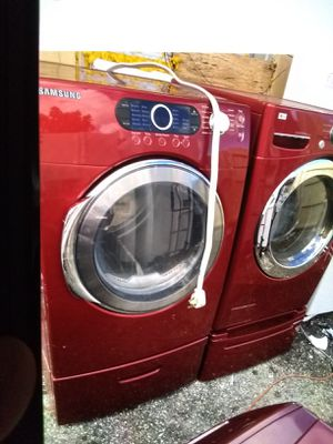 Washer and dryer front load for Sale in LAKE CLARKE, FL