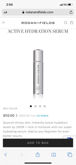 Rodan and fields active hydration serum NEVER USED for Sale in Anaheim,  CA